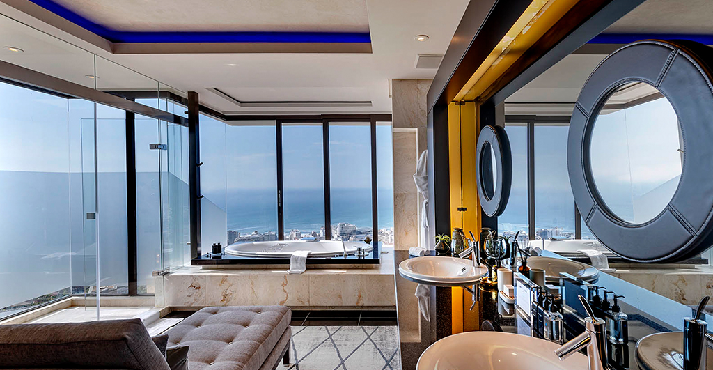 Moondance, Fresnaye, Cape Town, South Africa.